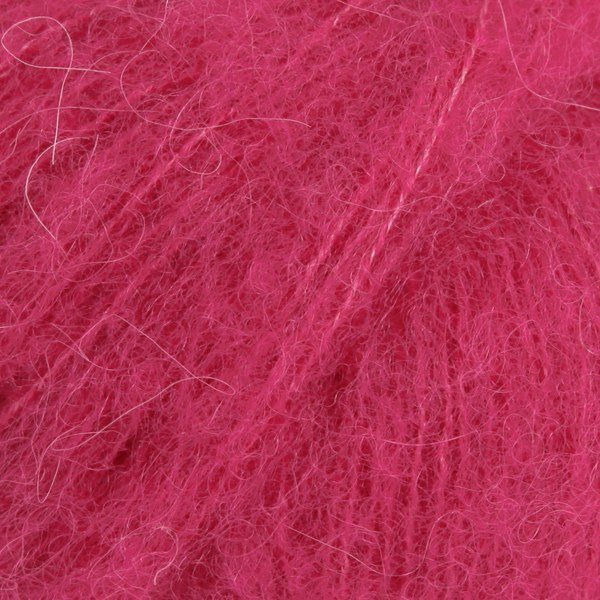 Drops B Alpaca Silk 18 Cerise