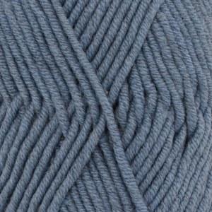 Drops Big Merino 07 Jeans Blue