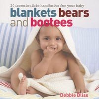 DB Blankets Bears and Bootees