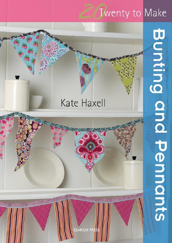 20 To Make Bunting & Pennants