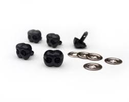 Animal Noses 18mm Black