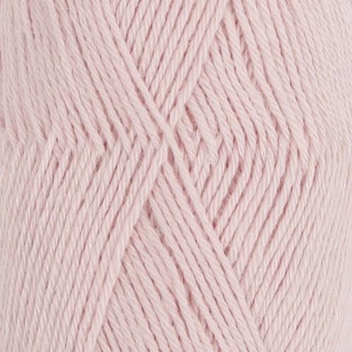 Drops Nord 12 Uni Powder Pink
