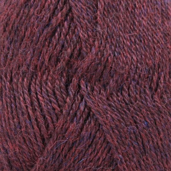 Drops Alpaca 4ply 3969 Red/P d