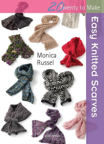 20 To Make Easy Knitted Scarve