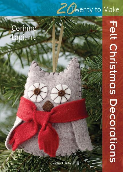 20 To Make Felt Christmas Deco