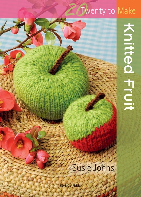 20 To Make Knitted Fruit