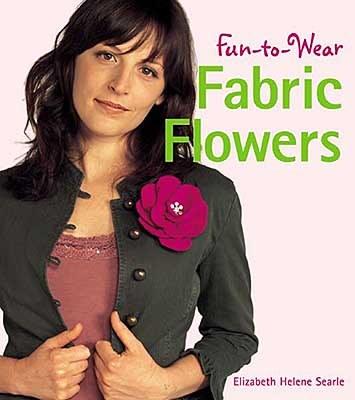 Fun to Wear Fabric Flowers