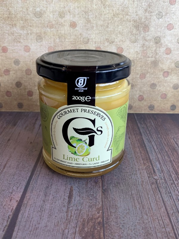 G's Lime Curd