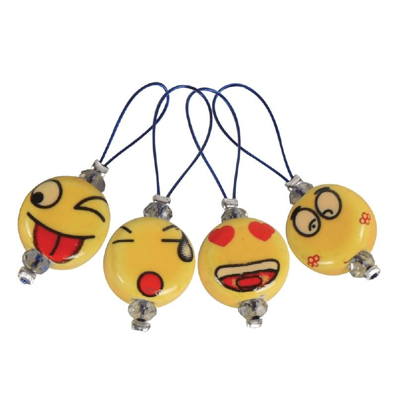 KnitPro Zooni Stitch M Smiley