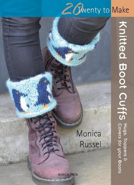 20 To Make Knitted Boot Cuffs