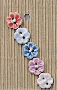 Incomp Buttons L572 P Flower