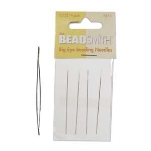 Big Eye Beading Needles