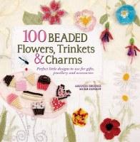 100 Beaded Flowers, Trinkets &