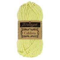 Scheepjes Cahlista 392 Lime Ju