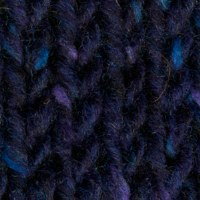 Studio Donegal Aran Tweed Navy