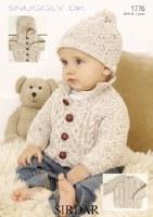 Sirdar 1776 Snuggly DK Sweater