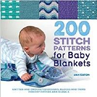 200 Stitch Patterns Baby Blank