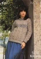 Kilcarra Sweater Pattern 204