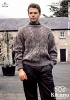 Kilcarra Sweater Pattern 207 d