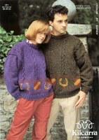 Kilcarra Sweater Pattern 211