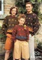 Kilcarra Sweater Pattern 212