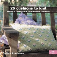 25 Cushions to Knit Book