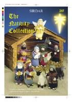 Sirdar 285 Nativity Collection