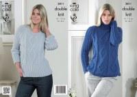 KC 3811 Sweaters in dk
