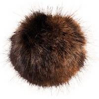 Rico Fake Fur Pompom 10cm Ligh