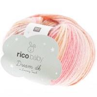 Rico Baby Dream 12 Pink/Beige