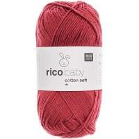 Rico B Cotton Soft dk 67 Raspb