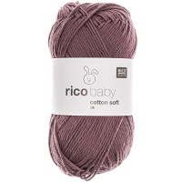 Rico B Cotton Soft dk 68 Plum