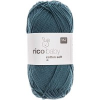 Rico B Cotton Soft dk 70 Blueb