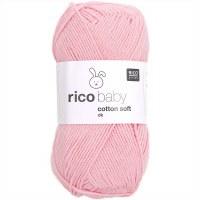 Rico B Cotton Soft dk 72 Rose