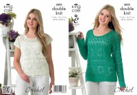 KC 3899 Sweater & Top