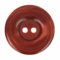 Button Round 20mm Hazelnut