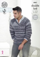 KC 4461 Vogue Sweater for Men