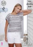 KC 4494 Vogue tshirt/vest