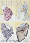 Sirdar 4690 Blankets Tutti Fru