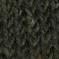 Studio Donegal Aran Tweed Oliv