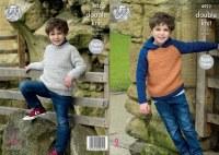 KC 4922 Kids Hoodie & Sweater