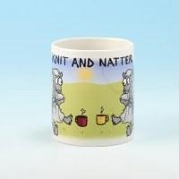 Vanessa Bee Mug Knit & Natter