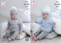 KC 5255 Sweaters & Hats dk