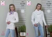KC 5361 Sweater & Cardigan