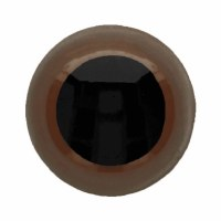 Safety Eye 6mm Brown sold sing
