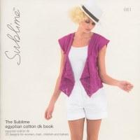 Sublime 661 Egyptian Cotton DK