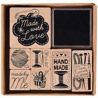 Stamp Set Handmade