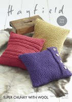 Hayfield 7805 Cushions in S Ch