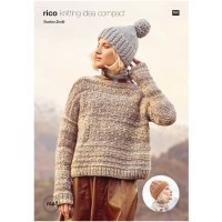 Rico 1048 Sweater/Hat Smile SC