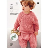 Rico 1158 Sweater/Trousers dk